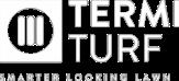 Termi Turf Logo White